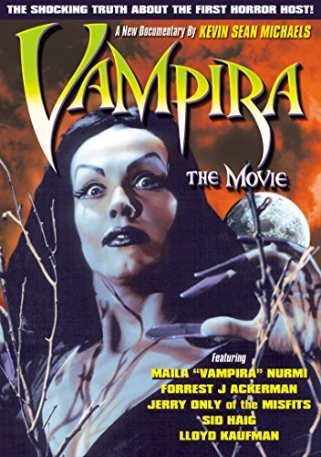 Vampira The Movie (1998) Vampira Skal Ackerman Eastman Nr
