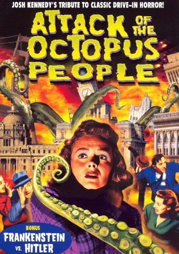 Attack Of The Octopus People F Attack Of The Octopus People F Bw Nr