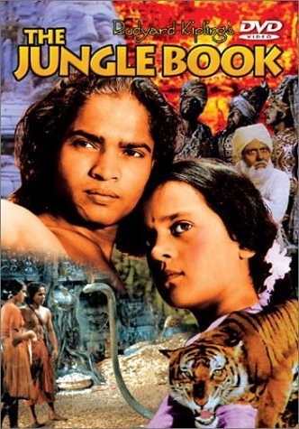 Jungle Book (1942) Sabu Calleia De Camp Qualen Pu Nr