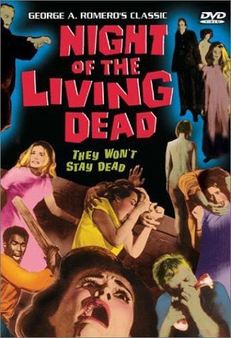 Night Of The Living Dead (1968) O'dea Jones Hardman Eastman Wa DVD Nr