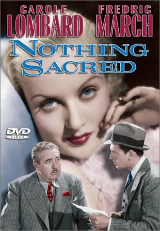 Nothing Sacred (1937) Lombard March Mcdaniel Hamilto Nr