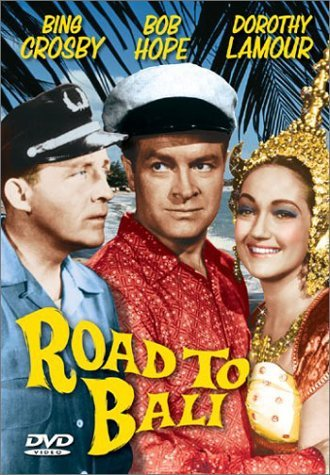 Road To Bali (1952) Crosby Hope Lamour Nr