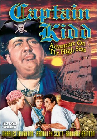 Captain Kidd (1945) Laughton Scott Britton Carradi Bw Nr
