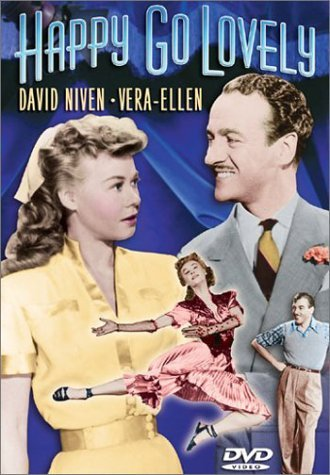 Happy Go Lovely (1951) Niven Ellen Romero Howes Hart Nr