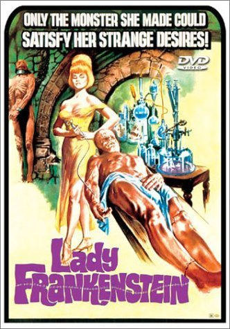Lady Frankenstein (1971) Cotton Bay Neri Muller Whitema Nr