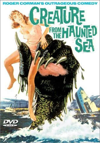 Creature From The Haunted Sea Carbone Towne Jones Moreland D Bw Nr