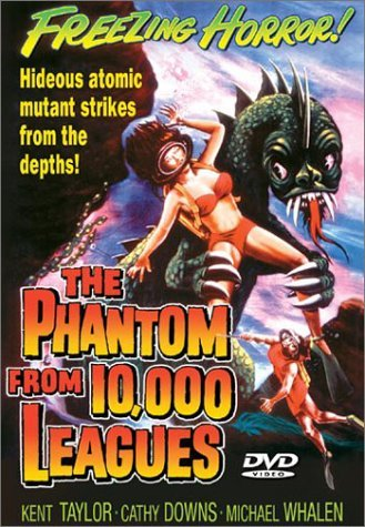 Phantom From 10000 Leagues (19 Taylor Downs Whalen Bell Pine Bw Nr