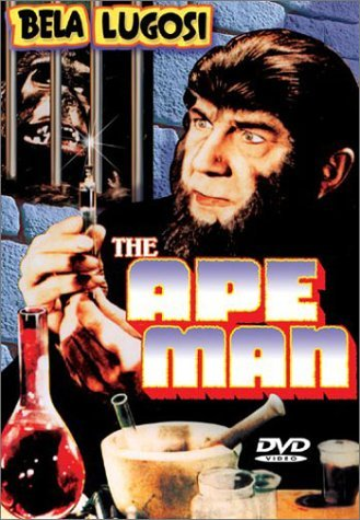 Ape Man (1939) Lugosi Currie Ford Hall Urecal Bw Nr