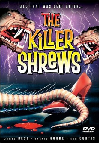 Killer Shrews (1959) Best James Bw Nr