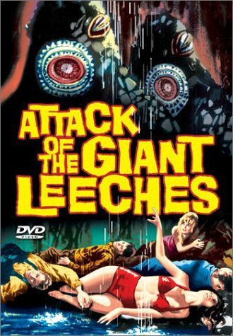 Attack Of The Giant Leeches Clarke Ken Bw Nr