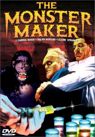 Monster Maker (1944) Naish Carrol. J. Bw Nr
