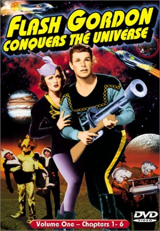 Flash Gordon Conquers The Universe Vol. 1 Chapters 1 6 Bw Nr