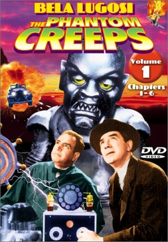 Phantom Creeps Vol. 1 Lugosi Kent Arnold Stanley Too Bw Nr