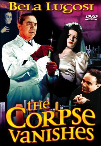 Corpse Vanishes (1942) Lugosi Rossitto Russell Bw Nr
