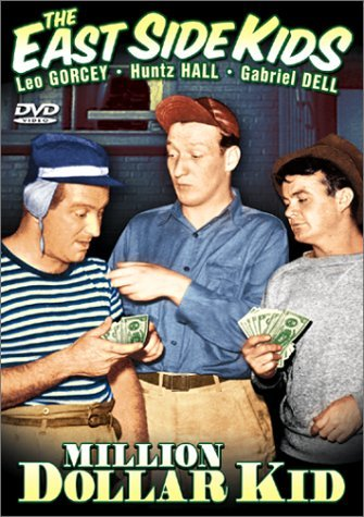 Million Dollar Kid (1944) Gorcey Hall Benedict Stone Sto Bw Nr
