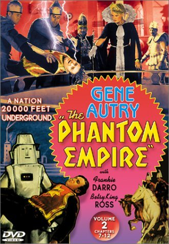 Phantom Empire Vol. 2 Bw Nr