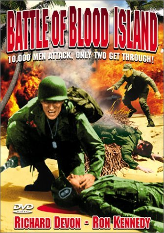 Battle Of Blood Island (1960) Devon Kennedy Bw Nr