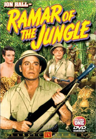 Ramar Of The Juingle Ramar Of The Jungle (1952) Bw Nr