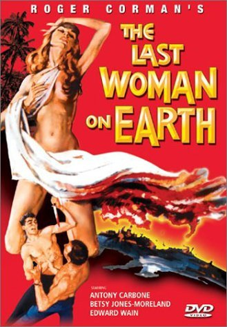 Last Woman On Earth (1960) Jones Moreland Carbone Towne Nr
