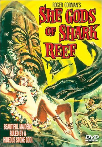 She Gods Of Shark Reef Cord Montell Durant Gerson Lin Nr
