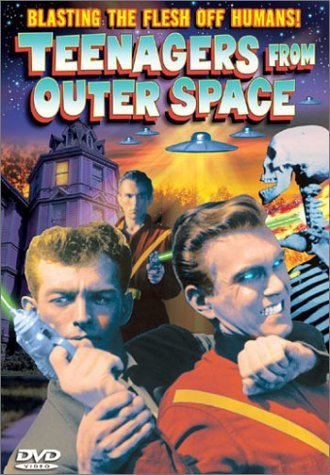 Teenagers From Outer Space (19 Love David Bw Nr