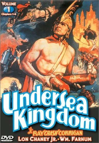 Vol. 1 Undersea Kingdom Corrigan Chaney Wilde Blue Far Bw Nr