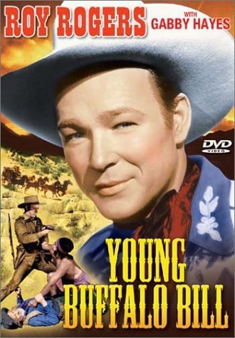 Young Buffalo Bill (1940) Rogers Hayes Moore Sothern Thu Bw Nr