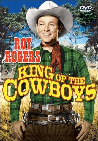 King Of The Cowboys (1943) Rogers Burnette Nolan Moran Mo Bw Nr
