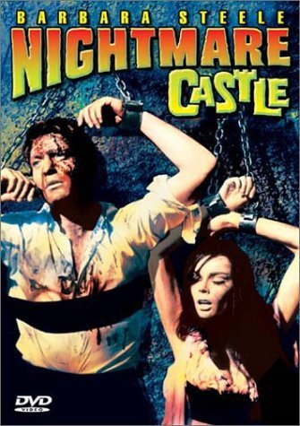 Nightmare Castle (1965) Steele Muller Line Clift Batta Bw Nr
