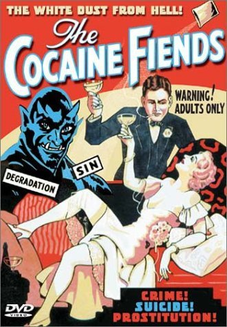 Cocaine Fiends January Madison Bromley Benton Bw Nr