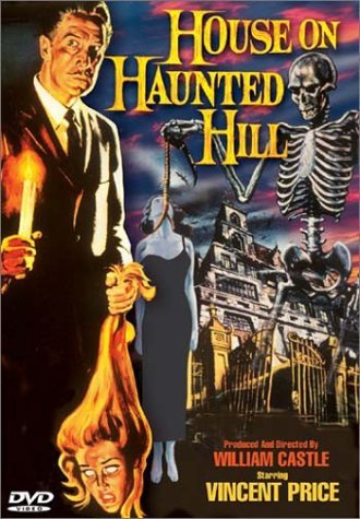 House On The Haunted Hill Price Ohmart Long Craig Cook M Bw Nr