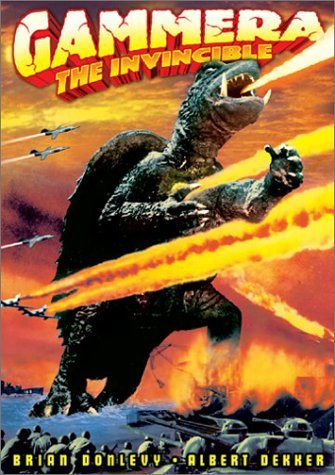 Gamera The Invincible Donlevy Dekker Arnold Bua Carr Bw Nr