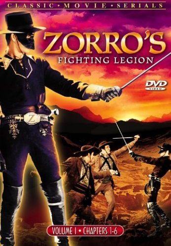 Zorro's Fighting Legion Vol. 1 Zorro's Fighting Legion Bw Nr