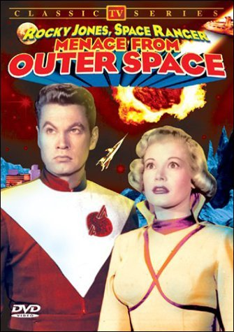 Menace From Outer Space (1956) Crane Mansfield Beckett Lyden Bw Nr