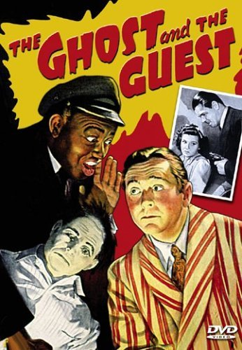 Ghost & The Guest (1943) Dunn Rice Dudley Todd Mcdaniel Bw Nr
