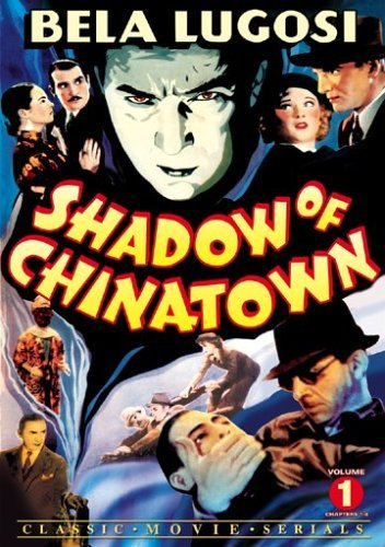 Shadow Of Chinatown Shadow Of Chinatown Vol. 1 Bw Nr