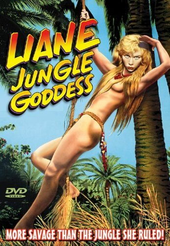 Liane Jungle Goddess Michael Kruger Clr Nr