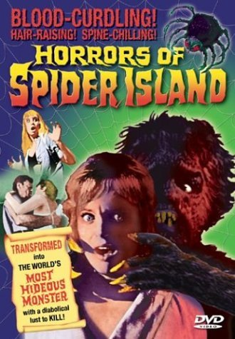 Horrors Of Spider Island D'arcy Alex Bw Nr