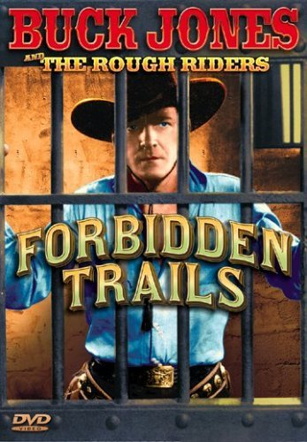 Forbidden Trails Jones Mccoy Strange Bw Nr