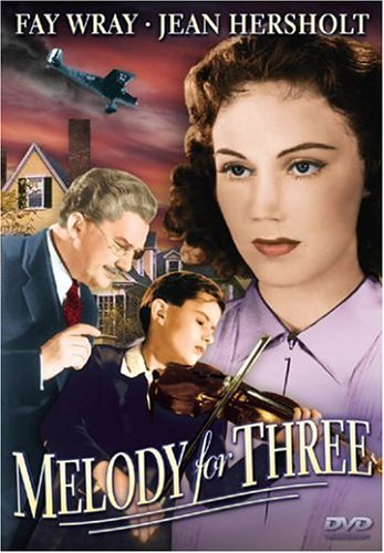 Melody For Three Hersholt Wray Bw Nr