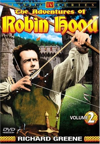 Adventures Of Robin Hood Adventures Of Robin Hood Vol. Bw Nr