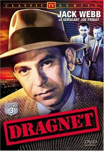 Dragnet Dragnet Vol. 3 Bw Nr