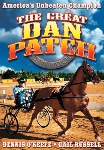 Great Dan Patch (1949) O'keefe Muse Bw Nr