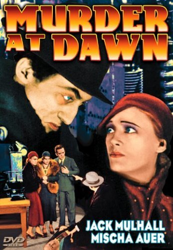 Murder At Dawn (1932) Mulhall Auer Bw Nr