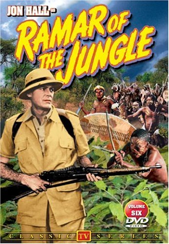 Ramar Of The Jungle Ramar Of The Jungle Vol. 6 Bw Nr