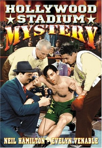 Hollywood Stadium Mystery (193 Hamilton Venable Bw Nr