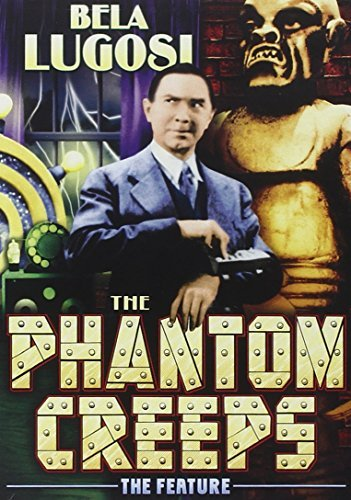 Phantom Creeps (1939) Lugosi Bela Bw Nr