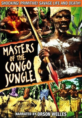 Masters Of The Congo Jungle Masters Of The Congo Jungle Nr