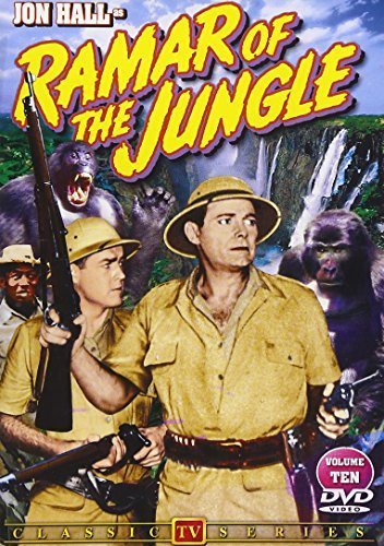Ramar Of The Jungle Ramar Of The Jungle Vol. 10 Bw Nr