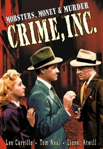 Crime Inc. Carrillo Atwill Neal Bw Nr